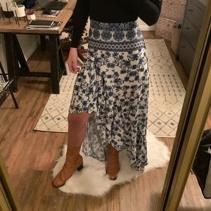Show Me Your Mumu Maxi Skirt!